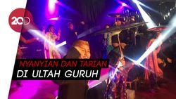 Hiburan Menarik di Pesta Ultah Guruh Soekarno Putra