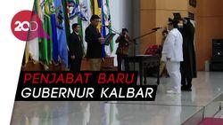 Sah! Dodi Riyadmadji Dilantik Jadi Penjabat Gubernur Kalbar