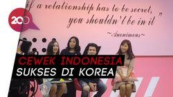 Yannie Kim, Orang Indonesia yang Eksis di Drama Korea