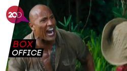 Jumanji Perkasa, Insidious: The Last Key Melempem di Box Office