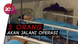 Tiga Korban Tragedi BEI di RS Mintohardjo akan Dioperasi Malam Ini