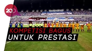 Jokowi: Semakin Banyak Kompetisi, Semakin Bagus Untuk Prestasi