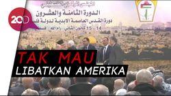 Palestina Tolak Amerika Dilibatkan Dalam Panel Perdamaian