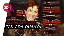Mengenang Dolores ORiordan Sang Pemilik Suara Unik