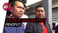 Ada Lagi yang Laporkan Vicky Prasetyo atas Dugaan Penipuan