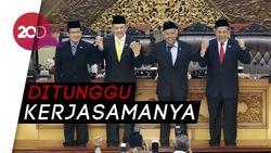 Asa Jokowi Pada Bambang Soesatyo Sebagai Ketua DPR