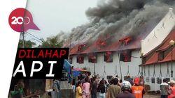 Museum Bahari Terbakar