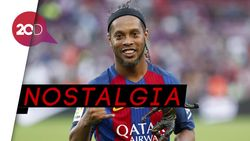 Gol Indah Ronaldinho