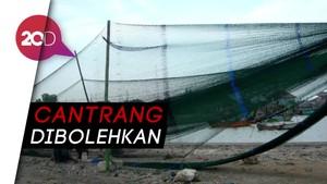 Pemerintah Perbolehkan Cantrang Dipakai Nelayan, Asalkan...