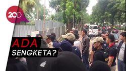 Gedung Eks TPI di TMII Dijaga Ketat Polisi Bersenjata