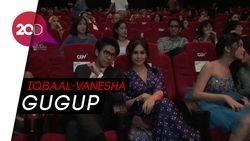 Iqbaal dan Vanesha Ngaku Gugup di Gala Premiere Dilan 1990