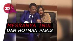 Momen Kemesraan Inul dan Hotman Paris
