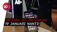 Pertama! Mencoba Samsung A8 dan A8+