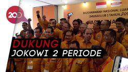 Ketum Hanura Ambhara Daryatmo Siap Memenangkan Jokowi 2019!