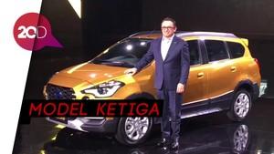 Perkenalkan CROSS, Mobil Matik Pertama Datsun di Indonesia
