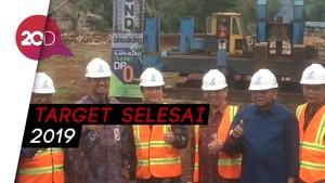 Anies Resmikan Pembangunan Rumah DP Rp 0 di Pondok Kelapa Jaktim