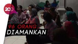 Penampungan Calon TKI Ilegal di Pondok Kopi Digerebek!