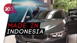 Varian Seri 5 BMW Teranyar Made in Indonesia Resmi Diluncurkan