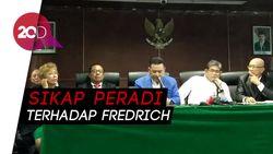 Peradi Belum Jatuhkan Sanksi Etik Fredrich Yunadi