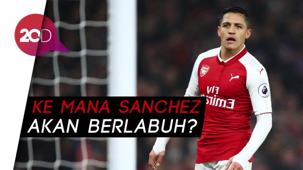Ke Mana Sanchez Akan Berlabuh?