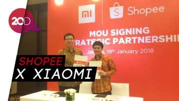 Official Store Xiaomi Kini Ada di Shopee