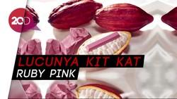 Kit Kat Warna Pink untuk Nyatakan Cinta Pas Valentine
