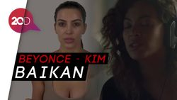 Hadiahi Gelang Ratusan Juta, Beyonce dan Kim Kardashian Akur Lagi?