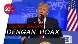 Trump Umumkan 11 Pemenang Fake News Awards