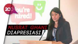 Perdana! Menteri Wanita Muslim Bicara di Parlemen Inggris