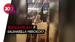 Heboh Video Salshabilla Merokok