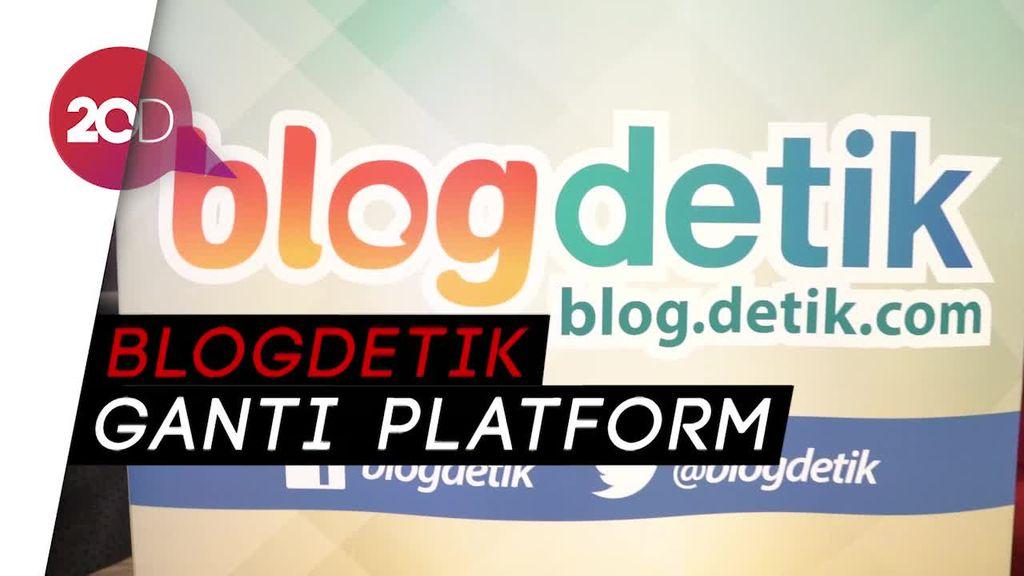 Selamat Tinggal Blogdetik!