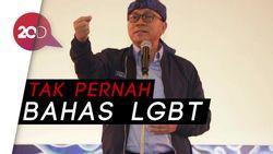 Ketua MPR Sebut 5 Fraksi Dukung LGBT, Ini Kata MUI