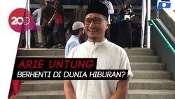 Memutuskan Untuk Berhijrah, Arie Untung Selektif Pilih Kegiatan