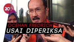 Protes Penyitaan KPK, Fredrich: Nanti Surat Nikah Saya Juga Diambil