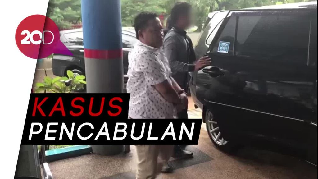 Ketua Komisi A DPRD Bangkalan Ditangkap