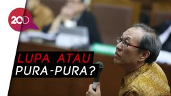 Orang Kepercayaan Novanto yang Rajin Lupa Saat Ditanya Jaksa KPK