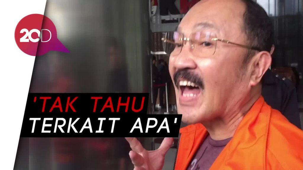 Fredrich Yunadi Kembali Diperiksa KPK!