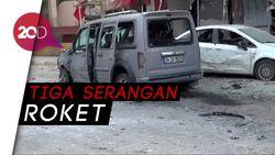 Serangan Roket Dilancarkan dari Wilayah Suriah ke Turki
