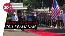 Kerjasama Pertahanan Amerika-Indonesia Diperkuat