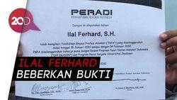 Diragukan Sebagai Pengacara, Ilal Ferhard Buka Suara