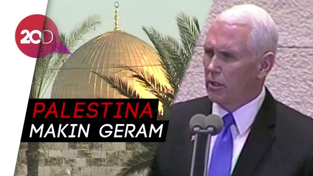 Gempar! AS Percepat Pemindahan Kedubes ke Yerusalem