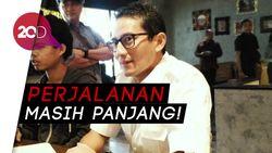 Sandi Tetap Fokus Benahi Jakarta