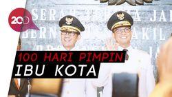 100 Hari Kinerja Anies-Sandi Menurut Warga Jakarta