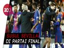 Tebas Valencia, Barcelona Meluncur ke Final Copa del Rey