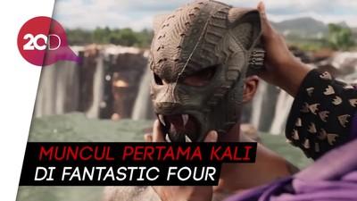 Soal Wakanda Dunia Baru dari Marvel