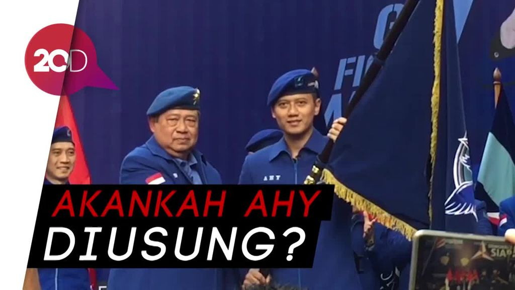 SBY: Belum Saatnya Demokrat Bicara Capres 2019