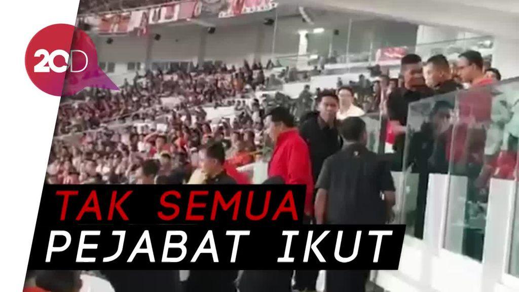Video Gubernur Anies Tak Diajak Dampingi Presiden Jokowi