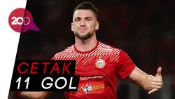 Bravo! Simic Topskor Piala Presiden 2018