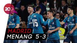 Pertarungan Sengit Madrid vs Betis