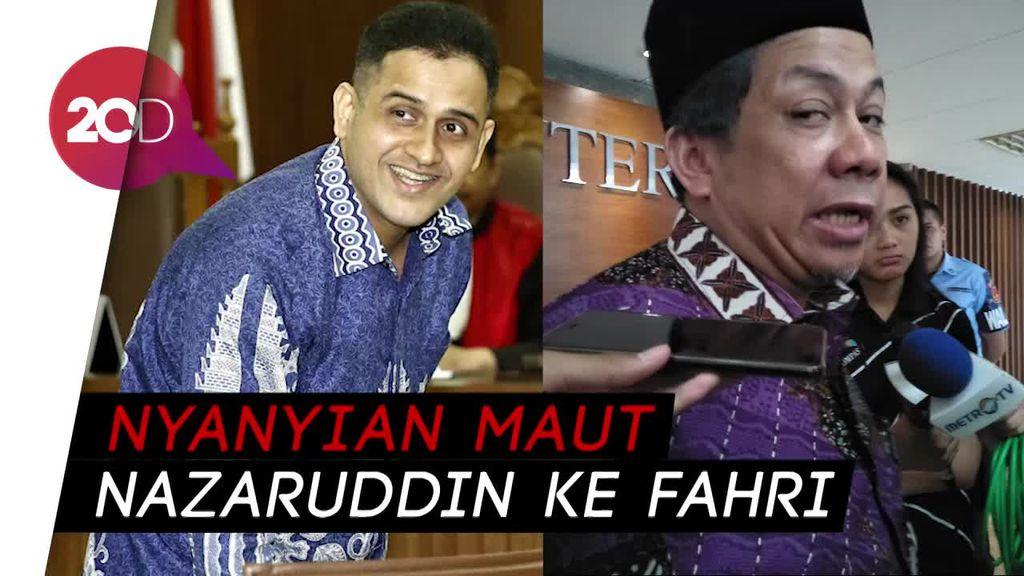 Soal Nyanyian Nazaruddin, KPK: Kalau Terbukti Masuk Penyelidikan